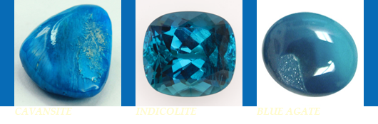Pantone Spring 2014 Dazzling Blue Gemstones 1