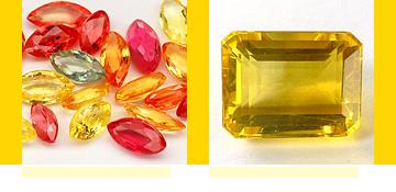 Pantone Spring 2014 Freesia Gemstones 2