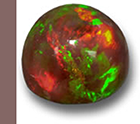Chocolate Welo Opal