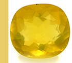 Yellow Fire Opal